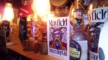 The Plough and Harrow Mayfield Gin