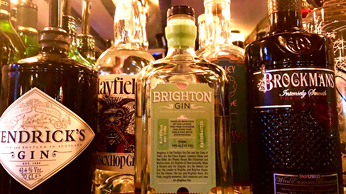 The Plough and Harrow local Gin